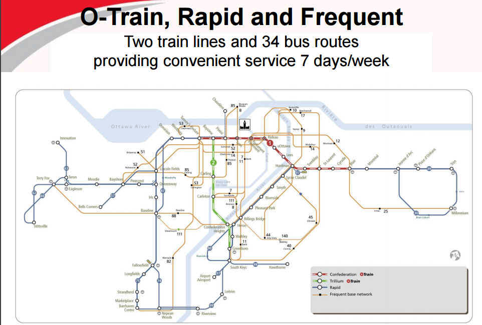 June 7, 2016 O-Train, Rapid and Frequent