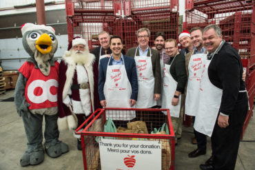 OC Transpo launches Annual Christmas Food Drive in partnership with Loblaw Companies Limited