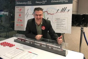 Chugging ahead with Stage 2 of the LRT Project
