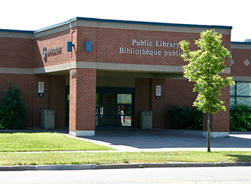 Notice: North Gloucester library branch to close for improvements