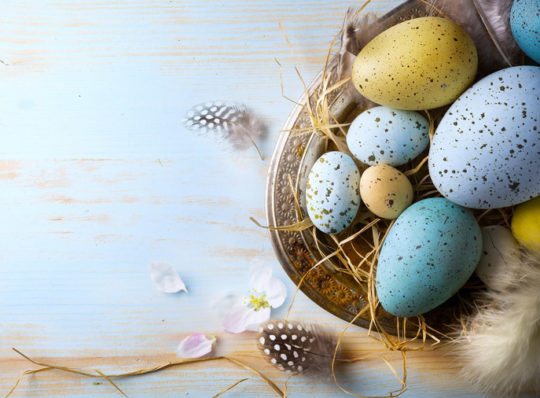 Easter activities and schedule changes in the City of Ottawa